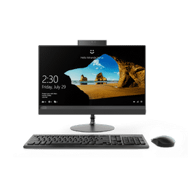 Lenovo IdeaCentre 520 F0D40034IN (22 inch (55 cm), Intel 7th Gen Core i3-7100T, 4 GB DDR4 RAM, 1 TB HDD, Windows 10) All in One Desktop