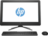 HP 20-C205IL (W2T84AA) (19.5 inch (49 cm), Intel Celeron J3060, 4 GB DDR3 RAM, 1 TB HDD, FreeDOS) All in One Desktop