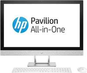 HP 27-QA180IN (4LY60AA) (27 inch (68 cm), Intel 8th Gen Core i7-8700T, 16 GB DDR4 RAM, 2 TB HDD + 16 GB SSD, 4 GB Graphics, Windows 10) All in One Desktop