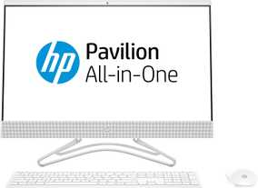 HP 24-F0043IN (3JV52AA) (23.8 inch (60 cm), Intel Core 8th Gen i5-8400T, 4 GB DDR4 RAM, 1 TB HDD, 2 GB Graphics, Windows 10) All in One Desktop