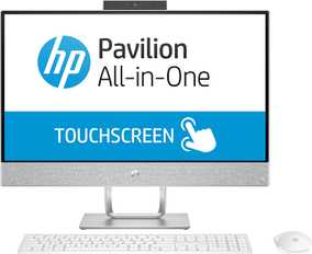 HP 24-QA176IN (4EB11AA) (23.8 inch (60 cm), Intel 8th Gen Core i7-8700T, 16 GB DDR4 RAM, 2 TB HDD, 4 GB Graphics, Windows 10) All in One Desktop