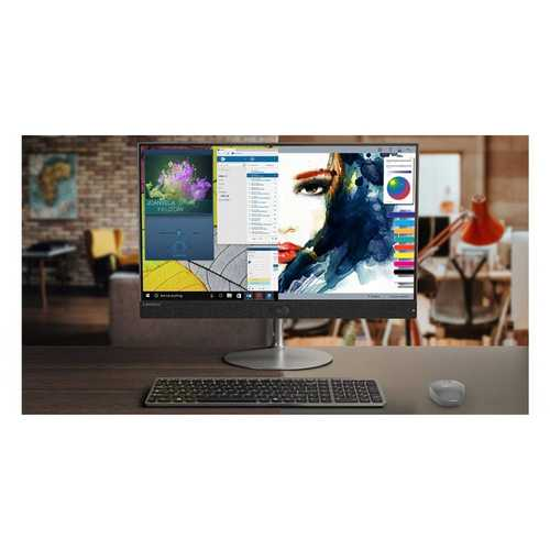 Lenovo IdeaCentre 730s F0DX0004IN (23.8 inch (60 cm), Intel 8th Gen Core i7-8550U, 16 GB DDR4 RAM, 2 TB HDD, 2 GB Graphics, Windows 10 Home) All in One Desktop