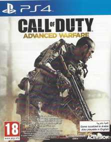 Call of Duty (COD): Advanced Warfare (PS4)