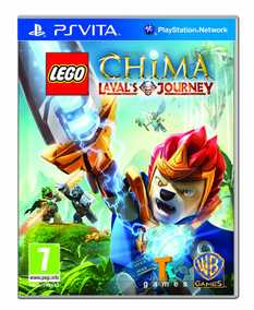 LEGO Legends of Chima: Lavals Journey Games (PS Vita)
