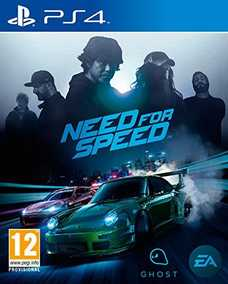 Need For Speed (NFS) (PS4)