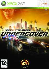 Need For Speed (NFS): Undercover (Xbox 360)