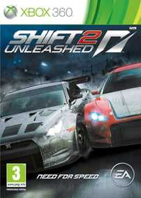 Need For Speed (NFS): Shift 2 Unleashed (Xbox 360)