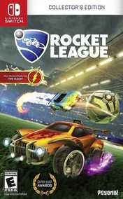 Rocket League: Collectors Edition (Nintendo Switch)