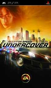 Need For Speed (NFS): Undercover (PSP)