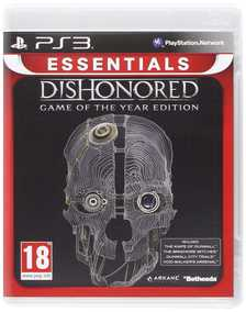 Dishonored - Game Of The Year Edition Essentials (PS3)