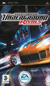 Need For Speed (NFS): Underground Rivals (PSP)