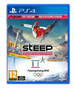 Steep Winter - Games Edition (PS4)
