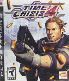 Time Crisis 4 - Without Guncon Gun (PS3)