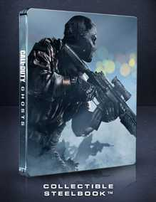 Call of Duty (COD): Ghosts Game with Collectible SteelBook (PS3)