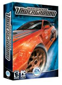 Need For Speed (NFS): Underground (PC)