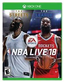 NBA Live 18 - The One Edition (Xbox One)