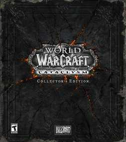 World of Warcraft: Cataclysm - Collectors Edition (PC)