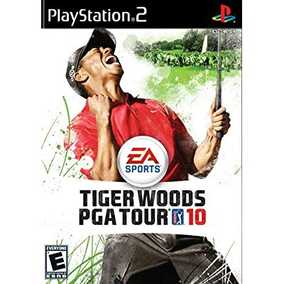 Tiger Woods PGA Tour 10 (PS2)
