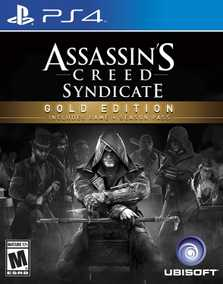 Assassin's Creed: Syndicate - Gold Edition (PS4)