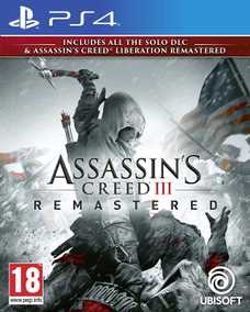 Assassin's Creed III - Remastered (PS4)