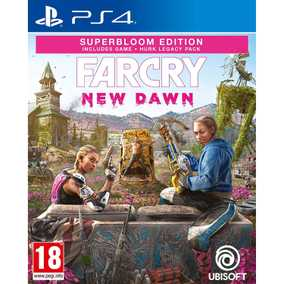 Far Cry: New Dawn - Superbloom Edition (PS4)