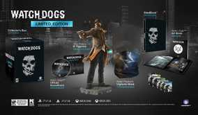 Watch Dogs - Limited Edition (Xbox One)