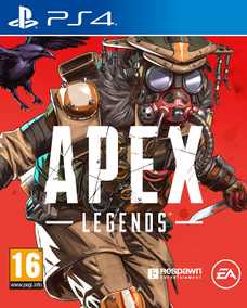 Apex Legends: The Bloodhound Edition (PS4)