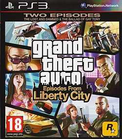 Grand Theft Auto (GTA): Liberty City Stories (PS3)