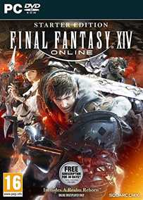 Final Fantasy XIV: Online - Starter Pack (PC)
