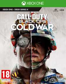 Call of Duty (COD): Black Ops Cold War (Xbox Series X)