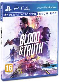 Blood and Truth - VR (PS4)