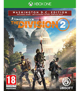 Tom Clancy's: The Division 2 - Washington DC Edition (Xbox One)