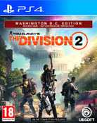 Tom Clancy's: The Division 2 - Washington DC Edition (PS4)