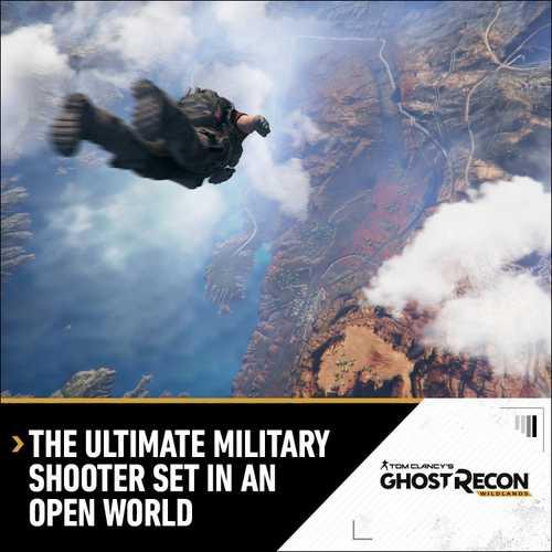 Tom Clancy's: Ghost Recon Wildlands (PS4)