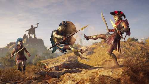 Assassin's Creed: Odyssey (PS4)