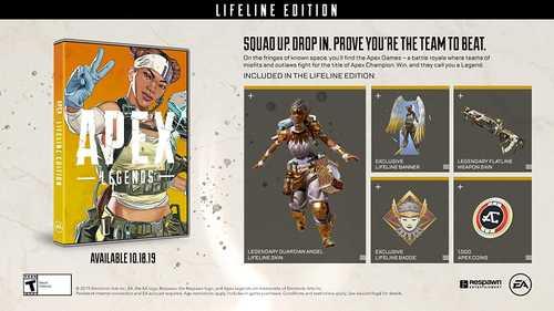 Apex Legends: The Lifeline Edition (PS4)