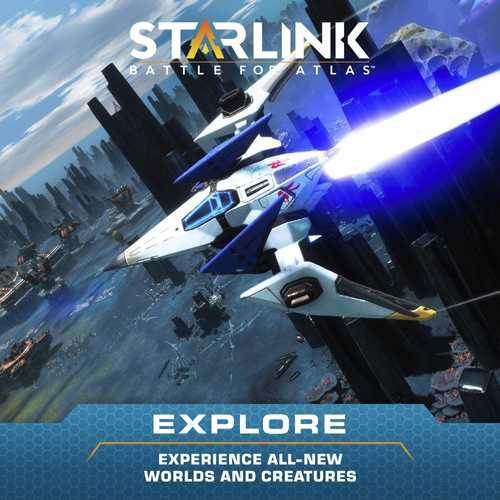 Starlink: Battle For Atlas - Starter Edition (Nintendo Switch)