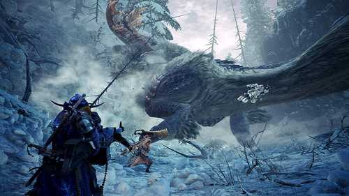 Monster Hunter World: Iceborne – Deluxe Edition (PC)