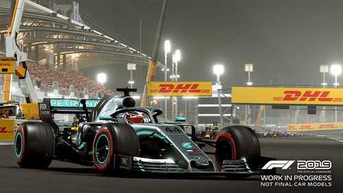 Formula 1 (F1): 2019 - Anniversary Edition (PS4)
