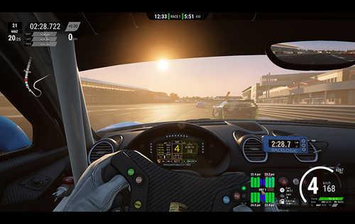 Assetto Corsa Competizione - GT4 Pack (PC)