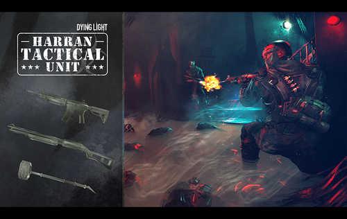 Dying Light - Harran Tactical Unit (PC)