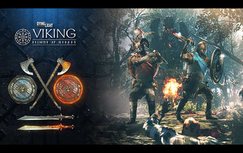 Dying Light - Viking: Raiders of Harran (PC)