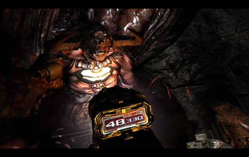 Doom 3 (PS4 VR)