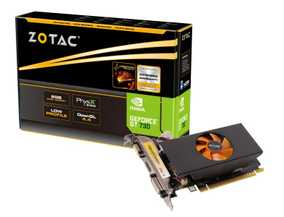 Zotac GeForce GT 730 2 GB DDR5 PCI Express 3.0 Graphic Card