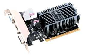 Inno3D GeForce GT 710 2 GB SDDR3 PCI Express 3.0 Graphic Card