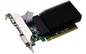 Inno3D GeForce GT 210 1 GB SDDR3 PCI Express 2.0 Graphic Card
