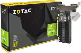 Zotac GeForce GT 710 2 GB DDR3 Graphic Card
