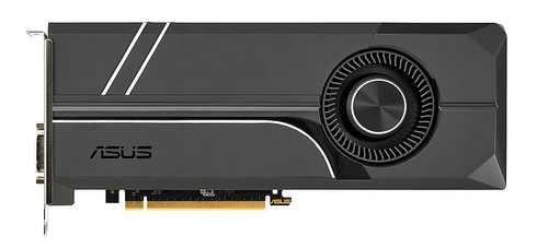 ASUS Turbo GeForce GTX 1070 8 GB GDDR5 PCI Express 3.0 Graphic Card
