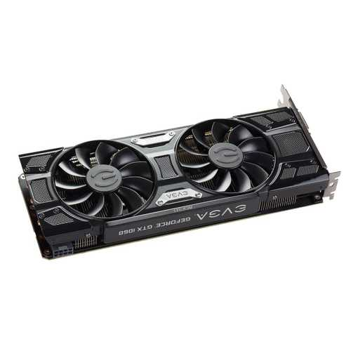 EVGA GeForce GTX 1060 6 GB GDDR5 PCI Express 3.0 SSC DT Gaming Graphics Card