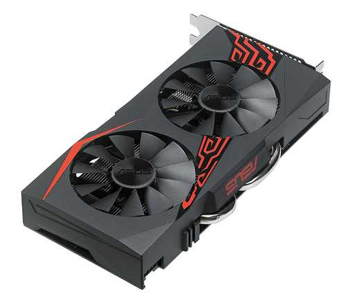 ASUS Expedition Radeon RX 570 4 GB GDDR5 PCI Express 3.0 Gaming Graphic Card